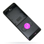Купить Корпус для Sony Ericsson W350 Black-Purple - Original